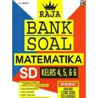 Raja Bank Soal SD Kelas 4,5,& 6 Matematika - Ipa