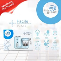 Little Giant Facile Baby Food Processor