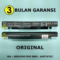 Baterai Laptop ORIGINAL Asus A41-X550A A450 A450C A450CA A450CC