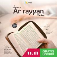 GRATIS ONGKIR dan Free Tasbih Al Quran Madina Ar Rayyan Pocket For Men