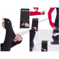 ARM SLEVE MANSET TANGAN NIKE HITAM
