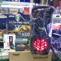 TerLaris PC RAKITAN RYZEN 5 2400GB MB ASROCK AB350