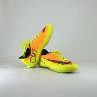 Sepatu Futsal Anak NIKE CR7 MERCURIAL X Size 33 - Size 37 Murah JC299