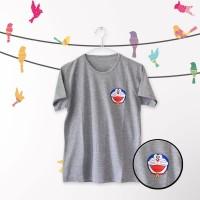 Tumblr Tee / T-Shirt / Kaos Wanita Lengan Pendek DORAEMON