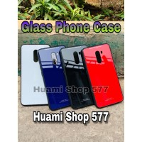 Xiaomi Redmi Mi8/Mi8 Lite/Mi 8 Pro/Mi8 SE Tempered Glass Color Case