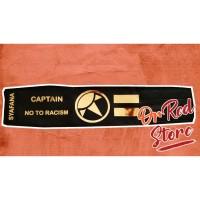 Captain Armband / Arm Band / Ban Kapten / Capten Band CUSTOM GOLD