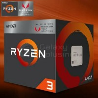 Processor Amd Ryzen 3 2200G Socket AM4