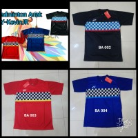 Baju Badminton Yonex Minions Anak Kaos Bulutangkis Kids Junior Anak