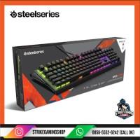 STEELSERIES APEX M750 FULLSIZ RGB LINEAR MECHANICAL KEYBOARD