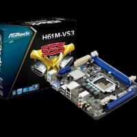 Motherboard ASROCK H61M-VS3 Socket 1155