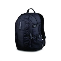 Tas Eiger Ransel Daypack Arcata - Black