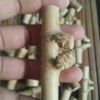 Bambu Pe tuk Souvenir Pethuk Sambungan Replika Antik