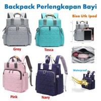 Tas Ransel Bayi Ipad / Diaper Backpack / Tas Perlengkapan Bayi