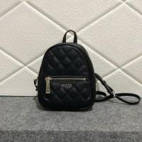 Tas Ransel New Urban chic guess backpack // BB