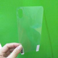 Anti Gores Belakang Plastik Pelindung Layar SmartPhone For iPhone Xs/X