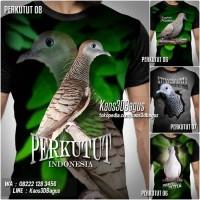 Baju Kaos PERKUTUT Kaos KUNGMANIA Perkutut Kaos Burung PERKUTUT