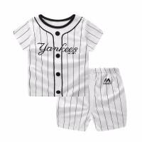 jersey baseball anak /setelan baju baseball anak