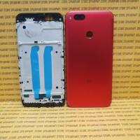 Housing Casing Backdoor + Frame Xiaomi Xiomi MiA1 Mi A1 Fullset Bezel