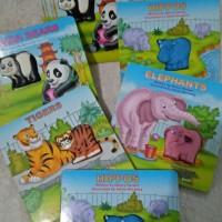 Zoo Squeak Book (cerita Bahasa Inggris 3D anak)