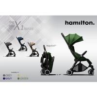Hamilton PREMIUM X1 Magicfold stroller