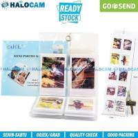 Photo Album 10 Foto Wall Pocket Mini Polaroid Instax 8/9/25/50/90/SP2
