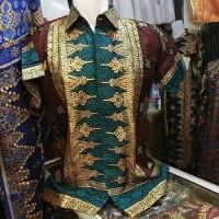 Batik songket pria