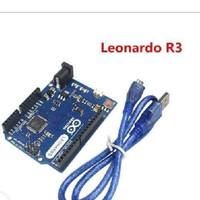 Arduino Leonardo with USB cable