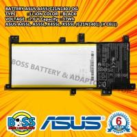 Baterai 100% Original Asus C21N1401 For Laptop Asus A455L X455LA