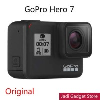 GoPro - Go Pro Hero 7 Action Camera - Black