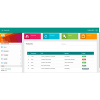 Aplikasi Service komputer/laptop, smartphone/hp/tablet dan elektronik