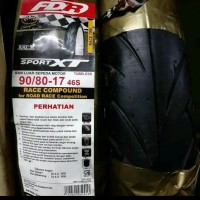 Ban Luar Tubeless 90 80 17 Sport XT FDR Soft Compound