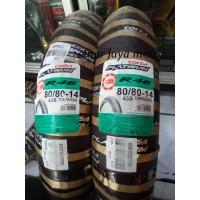 Ban Luar Corsa Platinum 80/80-14 R46 80 80 14 R 46 Soft Compound