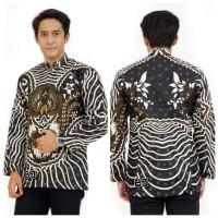 Baju muslim pria koko batik Jaz koko muslim kemeja pria kemeja Batik 3