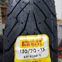 Pirelli 130 70-13 Angel Scooter Rear Ban Tubeless Belakang Motor Nma