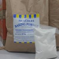 Baking Powder Hercules 1kg Double Acting Termurah