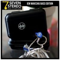 Wave Audio WAVE3HU Bass Edition IEM In Ear Monitor Panggung Triple Dri