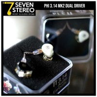 Phi 3.14 Audio IEM Dual Driver In Ear Monitor Panggung