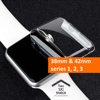 Apple Watch iWatch Hardcase Screen Protector Series 1 2 for 38mm 42mm