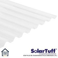 Solartuff Atap Polycarbonate Gelombang
