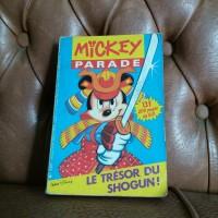 Komik Berwarna Bahasa Perancis Mickey Parade no. 131