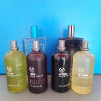 Parfume The Body Shop for man EDT 100ml Original Reject