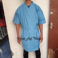 Baju Pasien Kimono Bed Rest Room Baju Jaga Orang Sakit