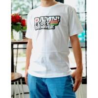 Kaos Baju Tshirt Damn! I Love Indomie