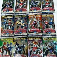 Trading Card Ultraman isi 6pak Termurah Mainan Kartu Anak