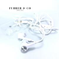 Earphone Headset Handsfree Asus Original Garansi - Putih