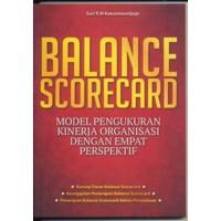 Balance Scorecard Model Pengukuran Kinerja Organisasi Dengan Emapat Pe