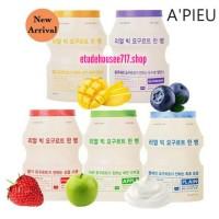 A'PIEU / Apieu Real Big Yogurt One Bottle Mask Sheet (Masker Wajah)