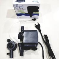 pompa celup mesin head water pump aquarium ikan hias amara aa-1600
