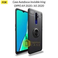 Case OPPO A9 2020 / A5 2020 Autofocus Invisible Iring Soft Case
