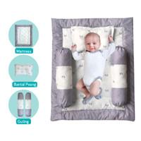 Omiland Baby Mattress Set Panda Series OWM3141